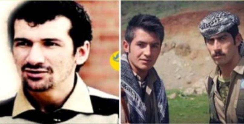 Kamal Ahmadinejad, Naser Azizi et Ahad Shabab