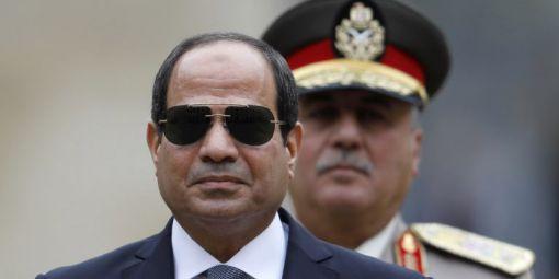 Le maréchal al-Sissi