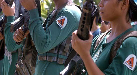 Combattants et combattantes de la NPA