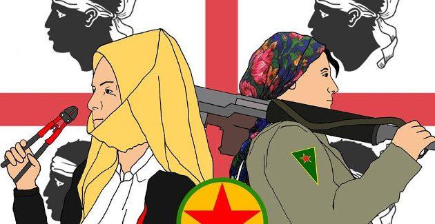 Solidarité Sardaigne-Kurdistan