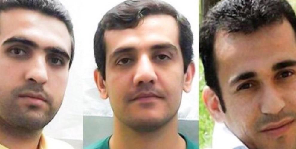 Zanyar Moradi, Loqman Moradi et Ramin Hussein Panahi