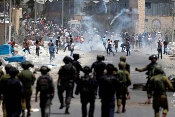 Affrontementsz en Cisjordanie (archives)