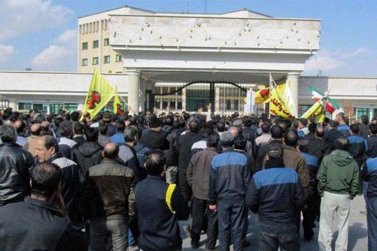 Travailleurs d'HEPCO en grève