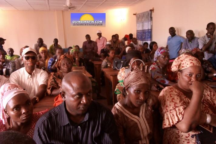 Enseignants grévistes de Guinée