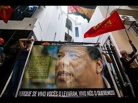 Mobilisation au Brésil pour Ernesto Sernas Garcia