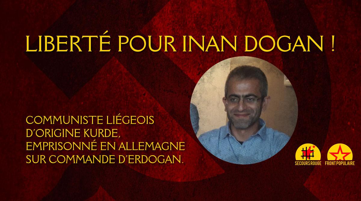 Free Inan Dogan