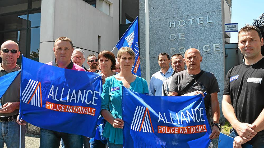 Le syndicat policier Alliance