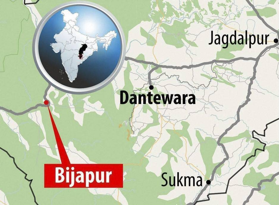District de Bijapur