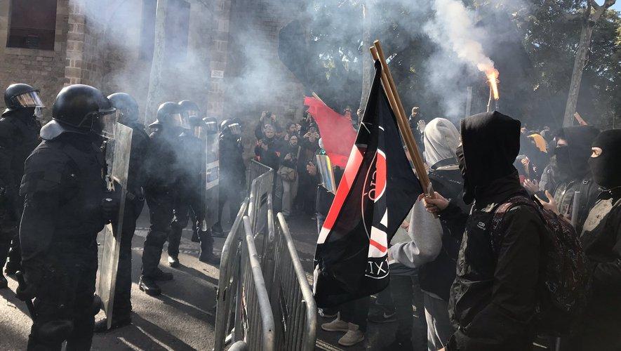 Face à face du vendredi 21 décembre à Barcelone