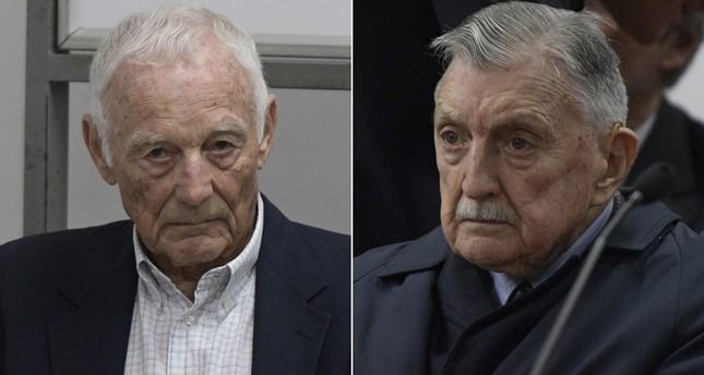 Pedro Muller et Hector Sibilla
