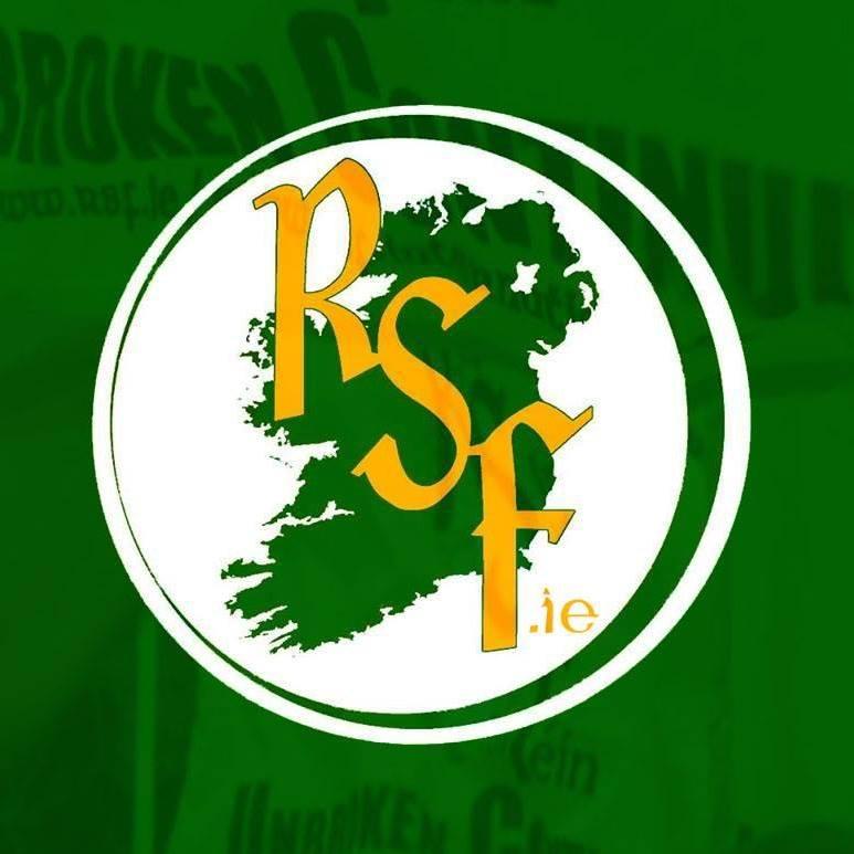 Le logo des Republican Sinn Féin Poblachtach