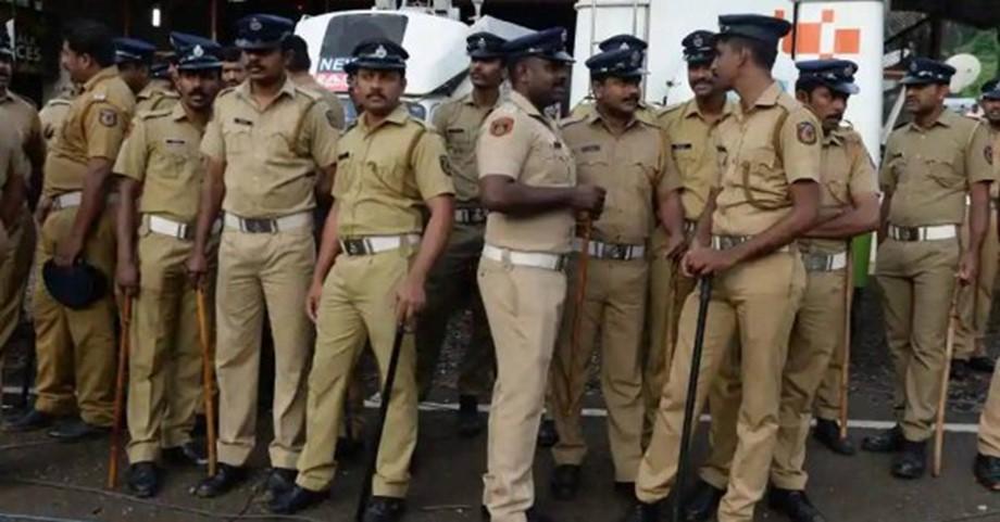 Forces de sécurité dans l'Odisha