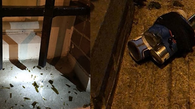 L'attaque du consulat turc d'Amsterdam