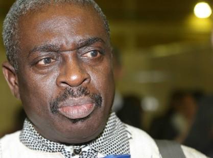 Kwasi Adu Amankwah, secrétaire général de la CSI-Afrique