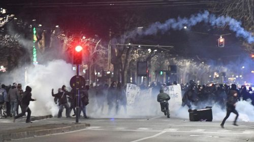 Les affrontements de samedi à Turin