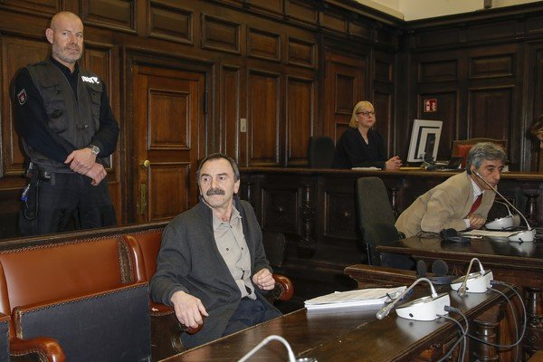 Musa Aşoğlu au tribunal de Hambourg