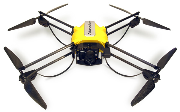 Un drone modèle U130