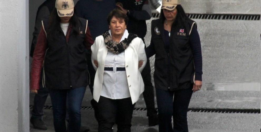 Arrestation d'une membre du HDP