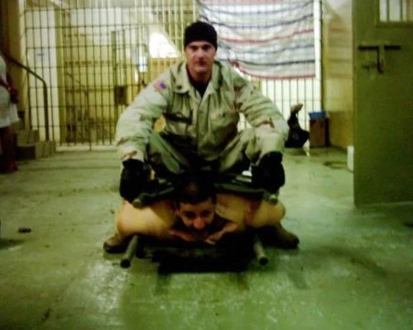 A Abu Ghraib