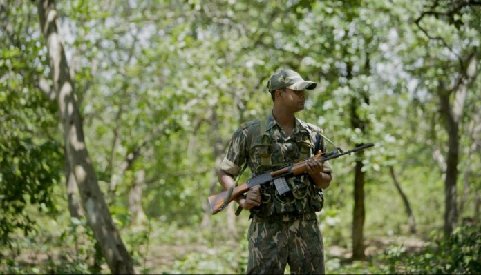 Soldat de la CRPF