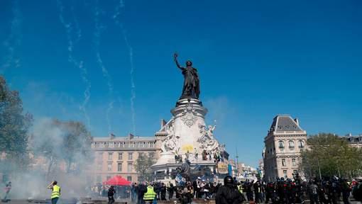 Paris, Acte XXIII