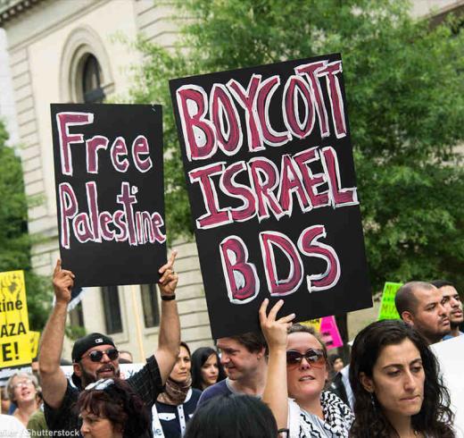 Le mouvement BDS au États-Unis