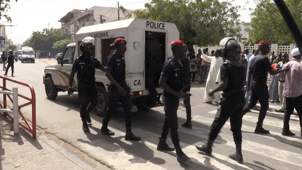 Arrestation vendredi à Dakar