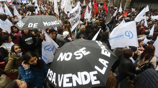 Les syndicats revendiquent 45.000 manifestants
