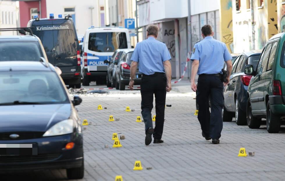 Au lendemain du caillassage des policiers