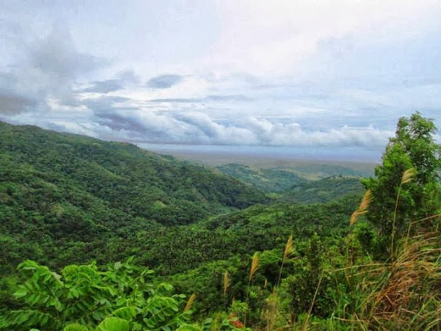 La région de Panaytayan