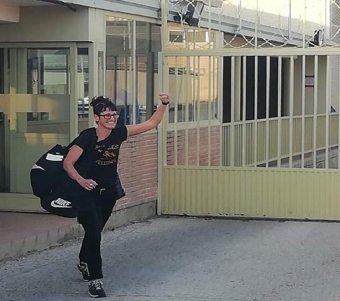 La libération de Marina Bernadó