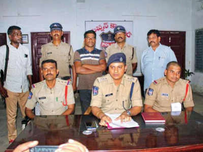 Arrestation de Ranjit Rao