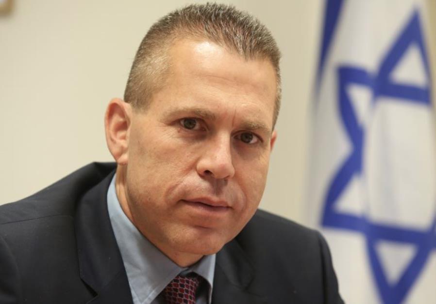 Gilad Erdan, le ministre israélien des Affaires stratégiques
