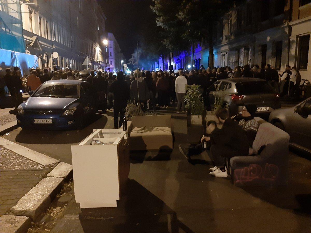 Leipzig expulsion