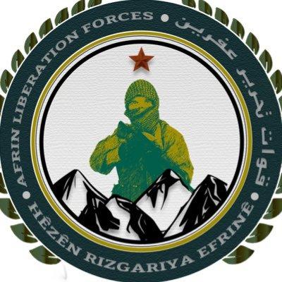 Logo des Forces de Libération d'Afrin