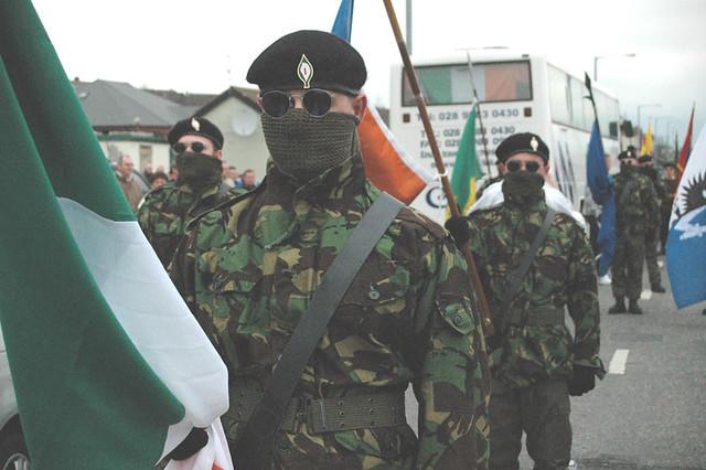 Membres de la Real IRA
