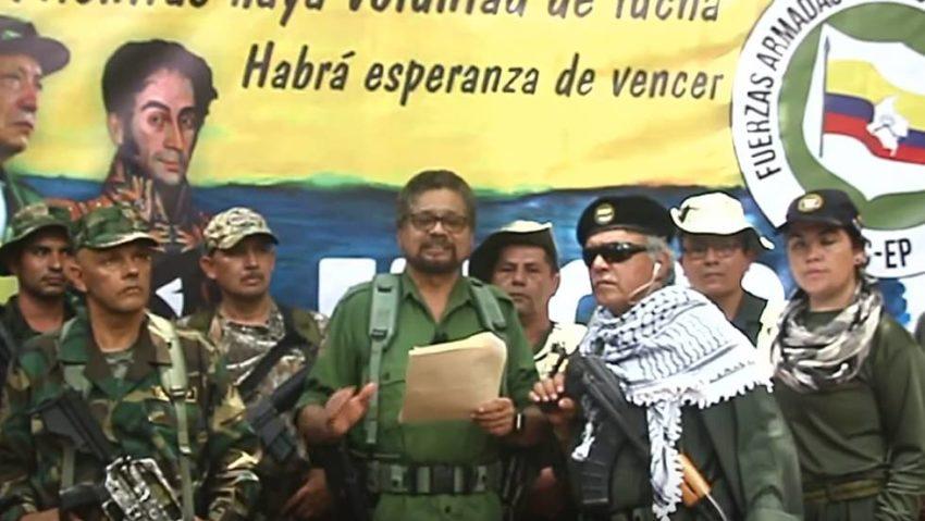 Iván Márquez, ancien négociateur des FARC reprend les armes
