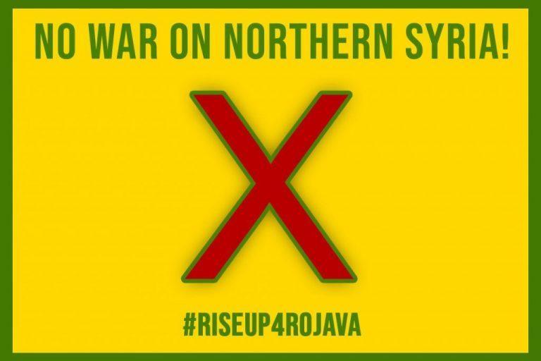 Campagne Riseup4Rojava