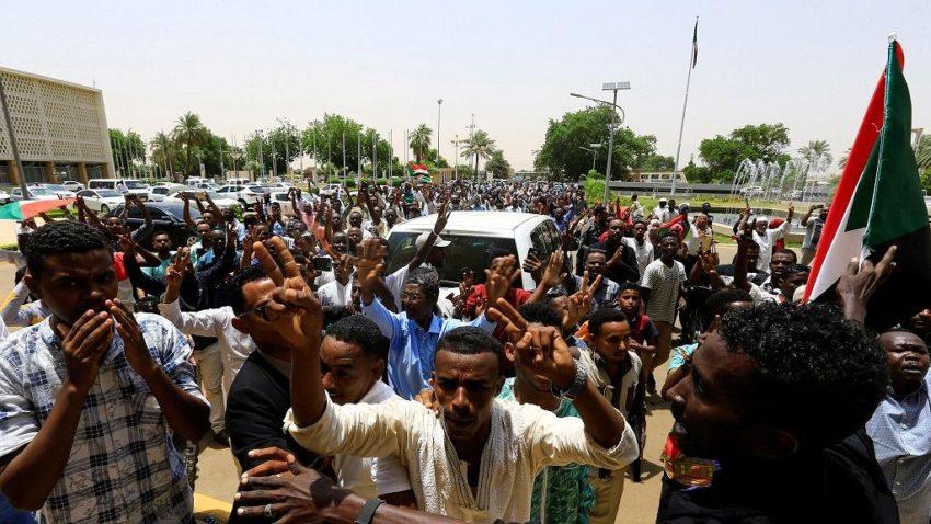 La manifestation de Khartoum