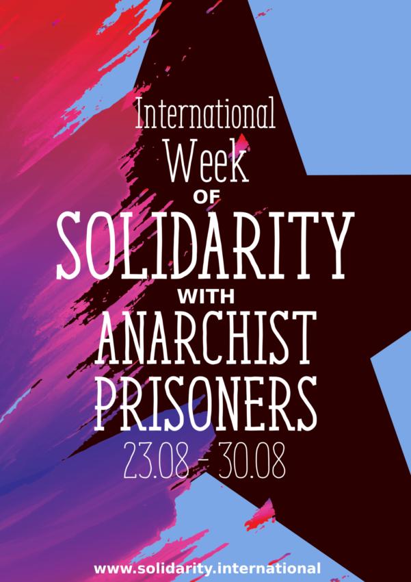 Affichde de la semaine de solidarité