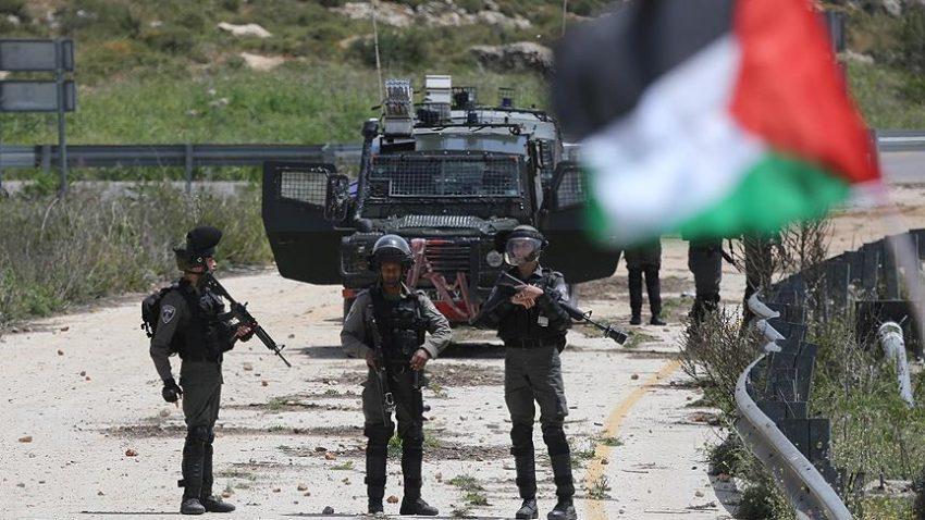 Soldats des forces d'occupation