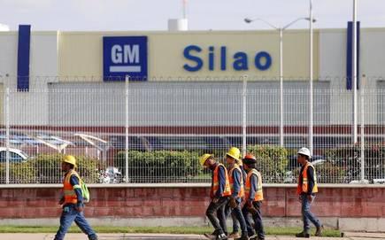 Usine GM à Silao (Mexique)