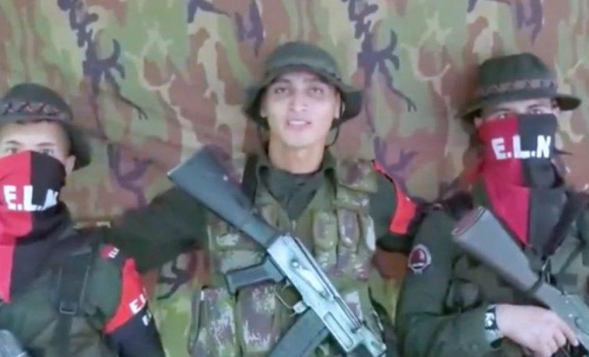 Le soldat Carrillo déserte et rejoint l'ELN