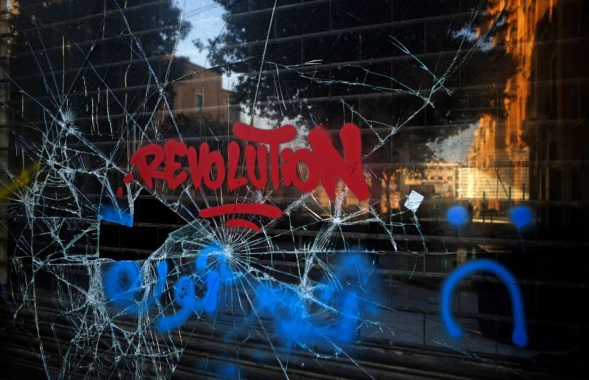 Liban : Mouvement social d'une ampleur inédite