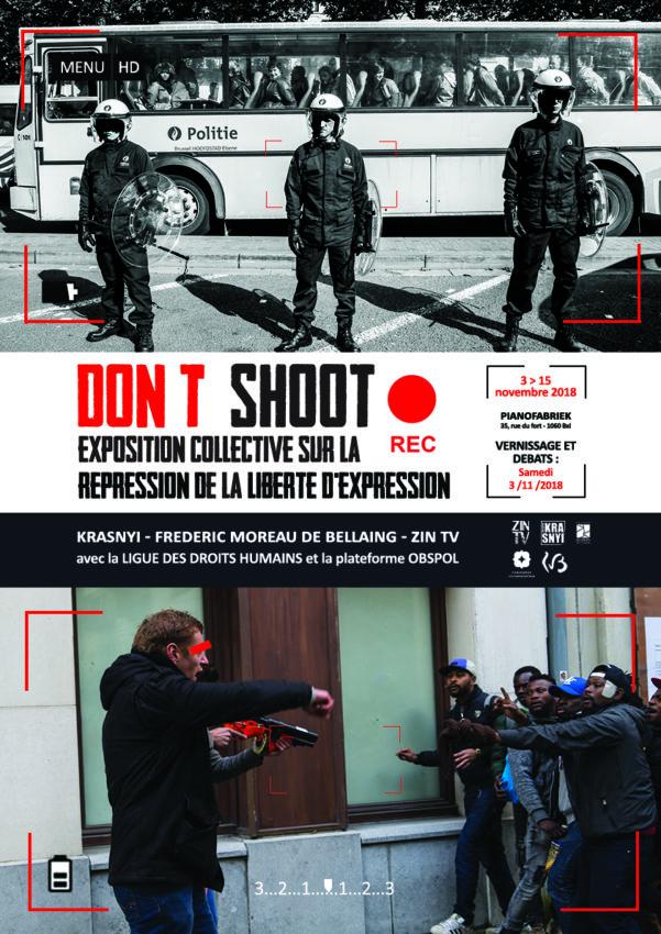 L'affiche de l'expo