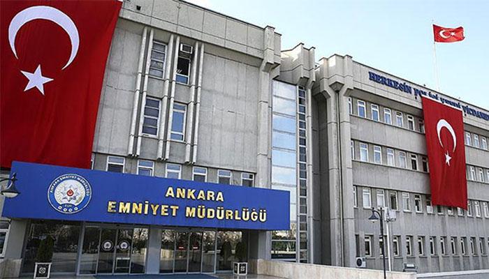 placement en détention provisoire de 5 ressortissants turcs pour appartenance à une organisation illégale
