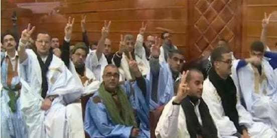 Prisonniers politiques sahraouis