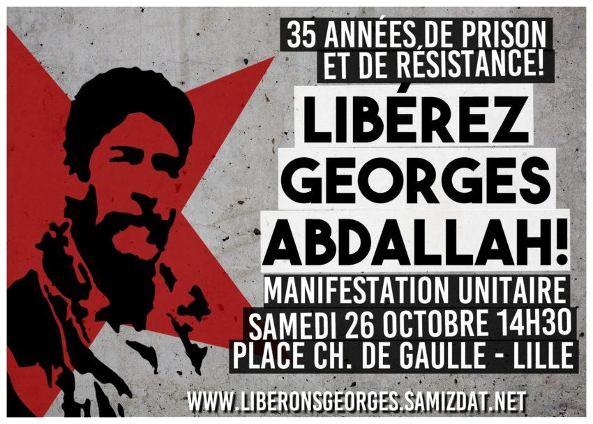 Rassemblement à Lille