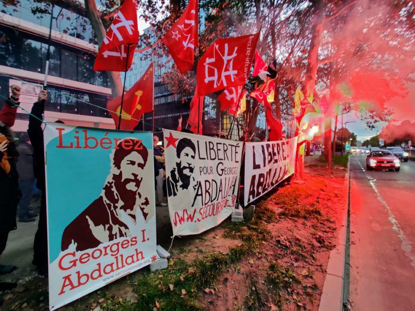 Libérons Abdallah à Bruxelles
