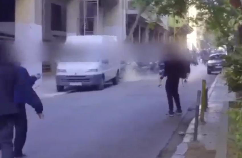 Attaque contre un checkpoint de la police à Athènes